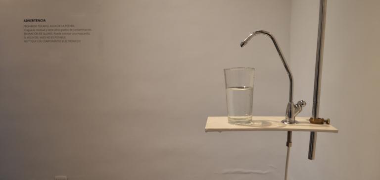 llave de agua